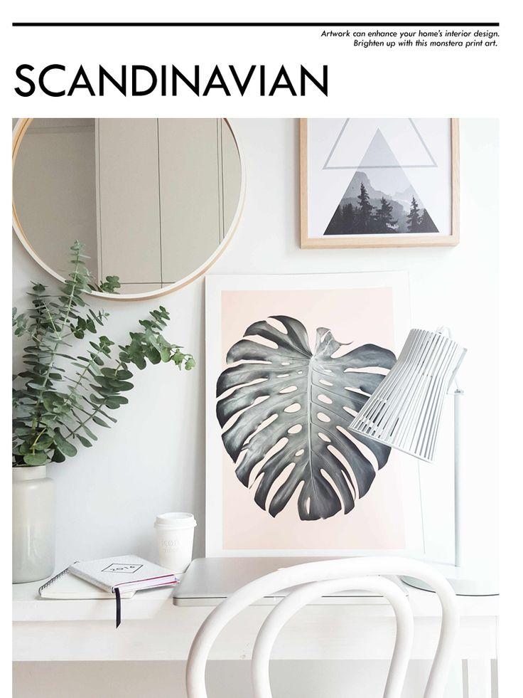 Interior Enthusiast - Scandinavian Style by Katy Thomas