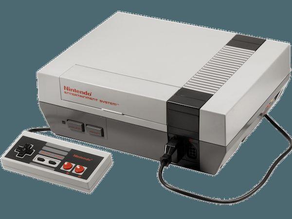 Nintendo NES: La console fête ces 30 ans