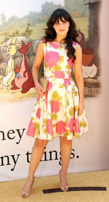 67 best images about vp style source kate spade on for Zooey deschanel wedding dress