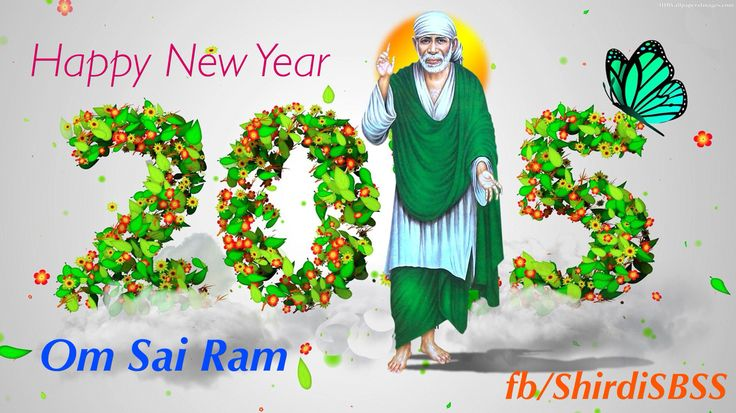 I would like to wish you all a very #Happy #New #Year!  May #2015 enter your lives bringing you all the best of #health, #wealth, #prosperity, #love, #happiness & #peace, as well as all your spiritual & worldly resolutions and wishes come true in 2015.   ANANTHA KODI BRAHMANDA NAYAKA RAJA DHIRAAJA YOGIRAAJA PARBRAHMA SHRI SACHIDANANDA SATGURU SAINATH MAHARAJ KI JAI   ~ admin TK (Thuria Kumar)   ❤️ॐOM SAI RAMॐ❤️  ‪#‎sairam‬ #shirdi #saibaba #saideva  Please share; FB: www.fb.com/ShirdiSBSS
