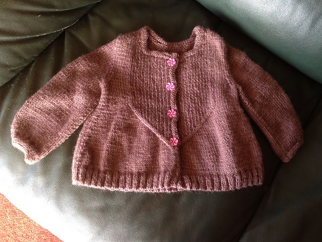 Ravelry: Project Gallery for Baby Ferris pattern by Norah Gaughan