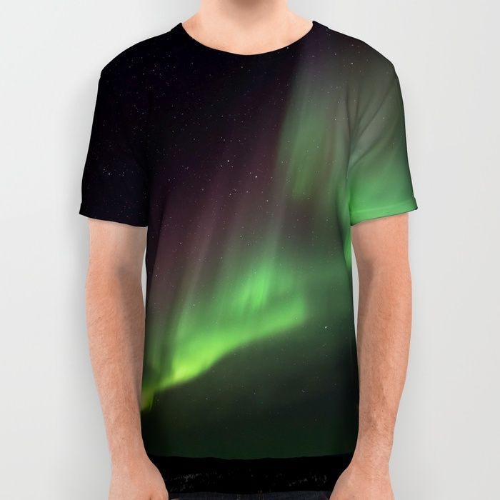 Aurora VII All Over Print Shirt by Gallery One | Society6
