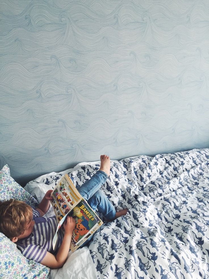 Seascape wallpaper by Abigail Edwards