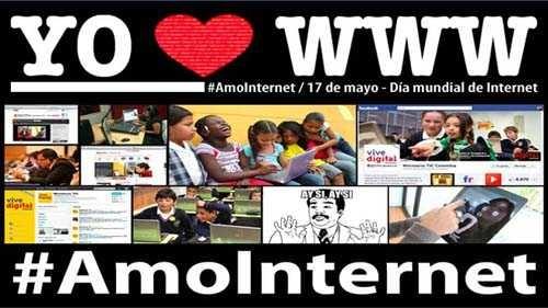 Colombia celebró el Día de Internet. Una vez más, se conmemoró en varios países de Latinoamérica el Día Mundial de Internet, una fecha impulsada por las asociaciones de usuarios de la Red, la Internet Society y la Cumbre de la Sociedad de la información.