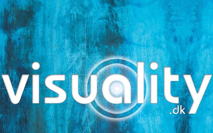 VISUALITY logo design