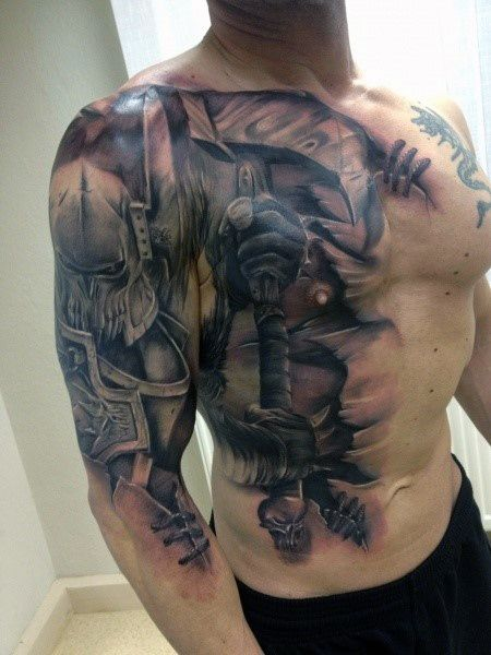 Top 107 Sleeve Tattoo Ideas [2020 Inspiration Guide ...