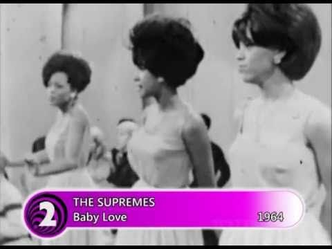 The Supremes - Baby Love (Live on TOTP 1964)