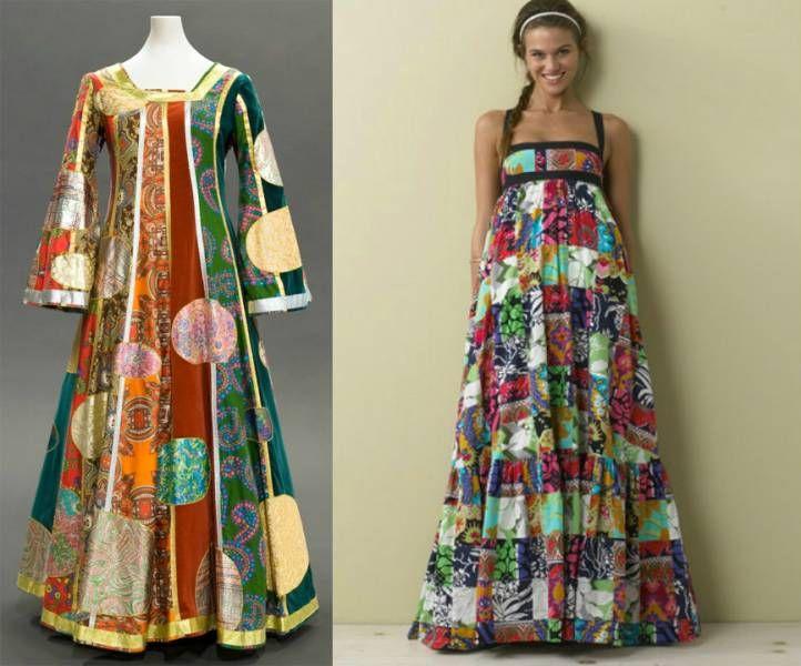 Русский стиль в одежде - богатство и роскошь русских традиций