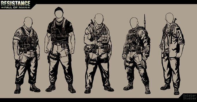 resistance concept art - Google Search