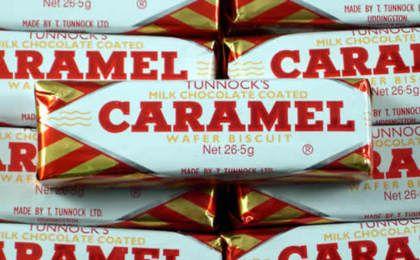 Tunnocks caramel wafer - old favourite in Scotland: British Grubs, Caramel Wafer, Things Scottish, Childhood Memories, Choc Caramel, Schools Snacks, British Grocery, Tunnock Caramel, Tunnock Milk