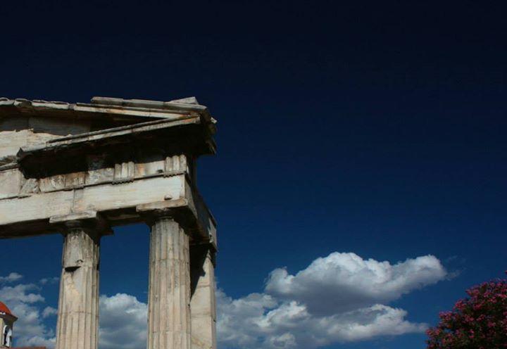 Athens, Roman Market, Monastiraki