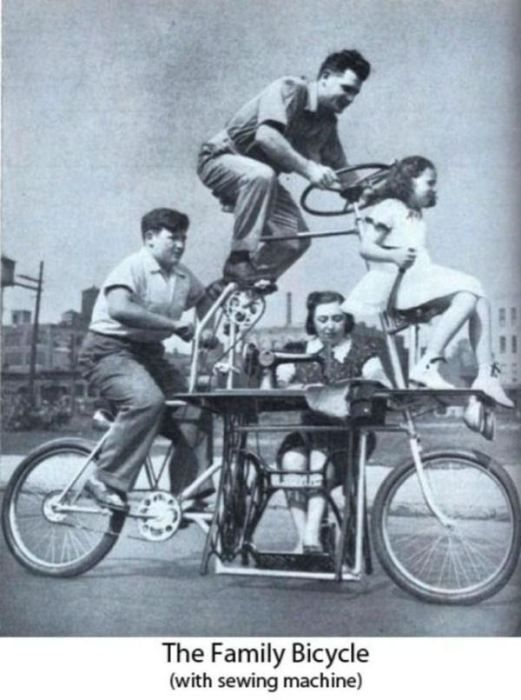A Family Bicycle