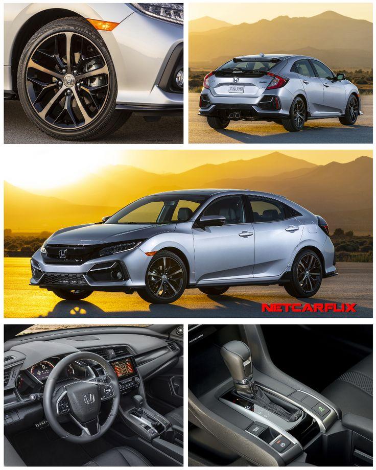 2020 Honda Civic Hatchback Civic
