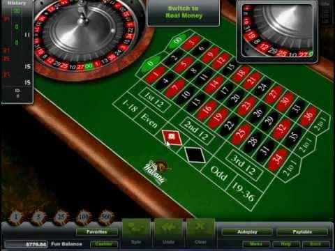 USE special code SCRATCH100 for a $100 in No Deposit Casino Bonus at Ruby Slots from http://www.rubyslots.com/click/13/1860/4054/1 and you'll be playing with DOUBLE the free money! There are plenty of slot machines as well as table games like Roulette at the Ruby online casino.     But don't be stupid and play American Roulette. With French or Eur...