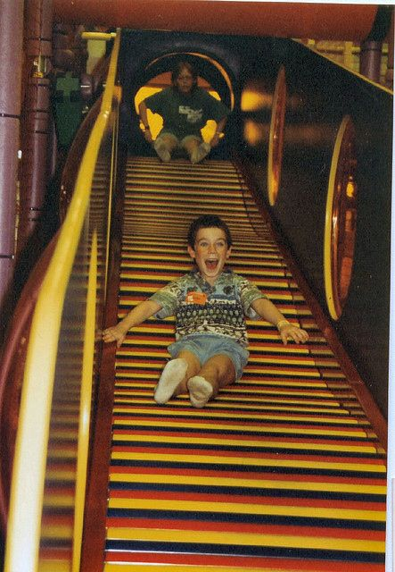 35 things you will never see again! The good old days in discovery zone! LOL