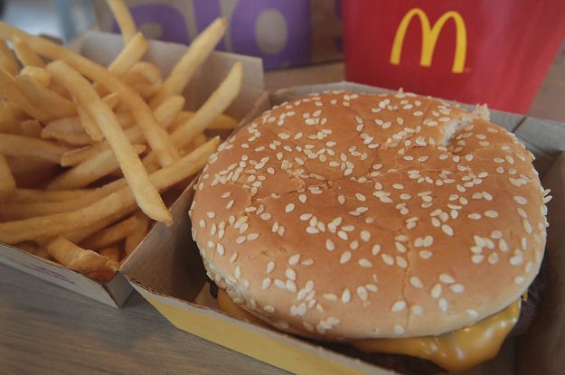 McDonald's Likes To Act Fancy, But People Just Want It To Be Cheap