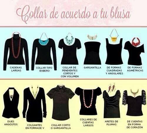 Collares!!! Más información en http://www.entrenovias.es/asesoria-de-imagen-personal/