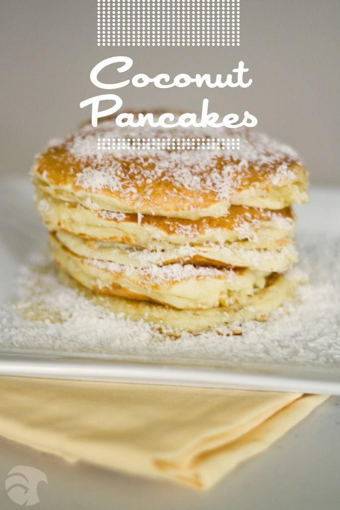 Coconut Pancakes: Breakfast Ideas, Pancakes Oh, Coconut Flavored, Best Pancakes Recipes, Breakfast Recipes, Pancakes I, Coconut Flour, Breakfast Brunch, Coconut Pancakes