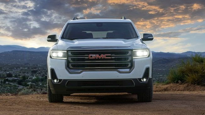 2020 Gmc Acadia At4 Mid Size Suv Gmc Canada In 2020 Best