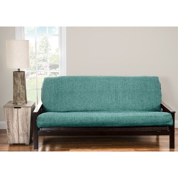 Give Your Futon A Chic Vintage Look With This Easy Going Belmont Cover
