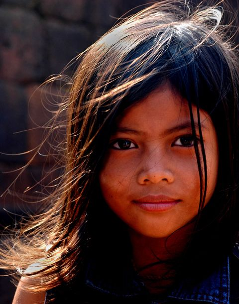 cambodian princess, by unknown