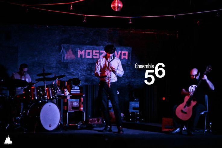 ensemble 56 @ Moszkva cafe #oradea