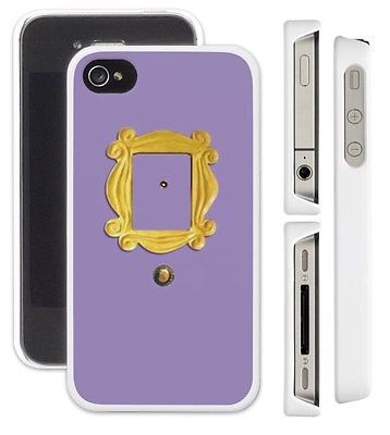 ... Peephole Frame Apple iPhone 4/4s 5/5s Cell Phone Case Cover TV Show