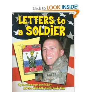 read before making cards for soldiers