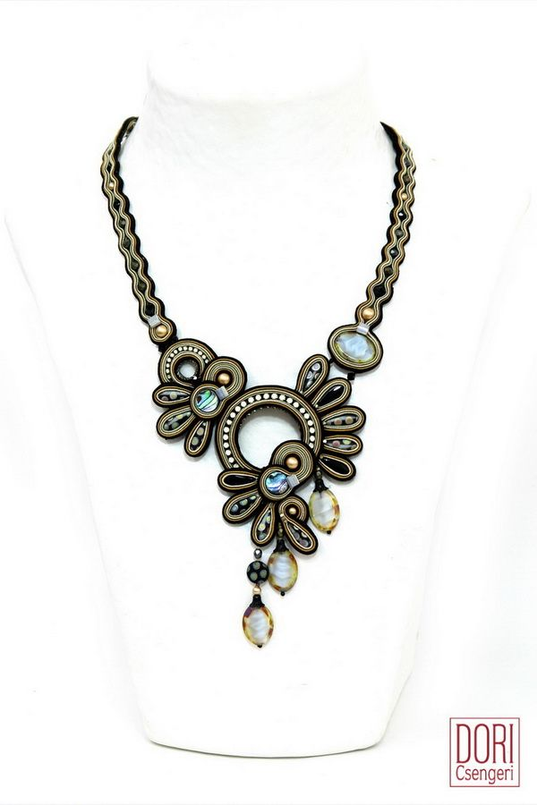 Wings Statement Necklace