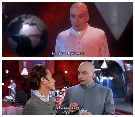 """The 50 Best Jokes From The """"Austin Powers"""" Trilogy"""