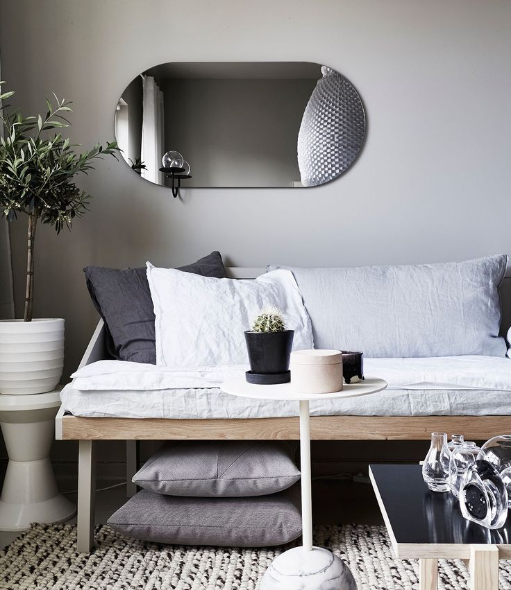 Small home in grey tones - via cocolapinedesign.com