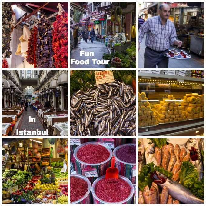 Istanbul Eats food tours