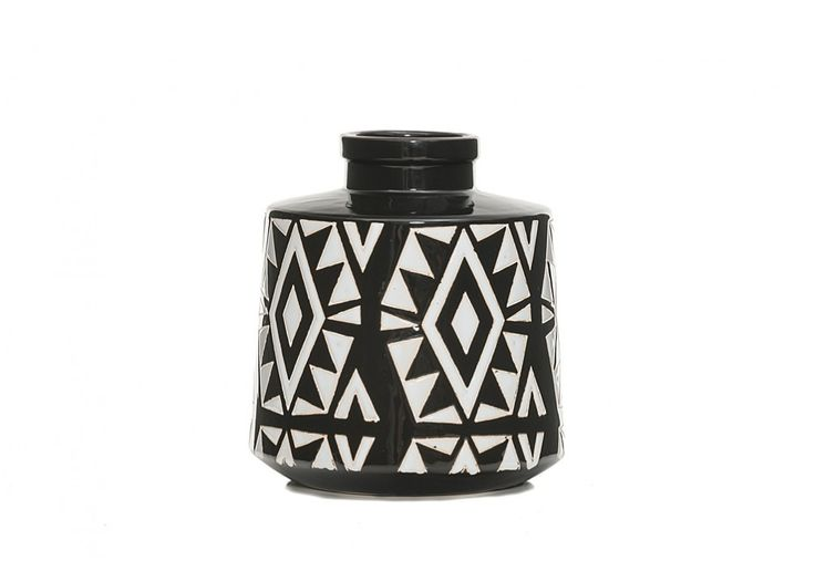 Aztec Ceramic Vase | Super A-Mart