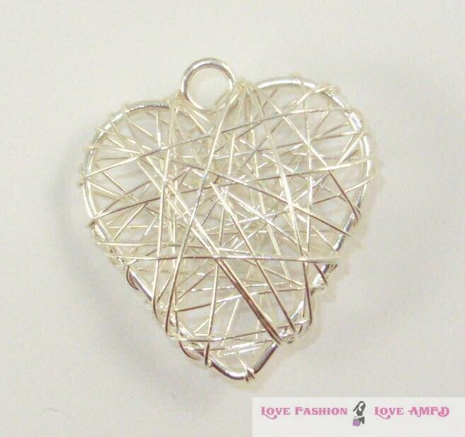 HOW TO WIRE WRAP PENDANTS - Diamond Pendants, Gold Jewelry