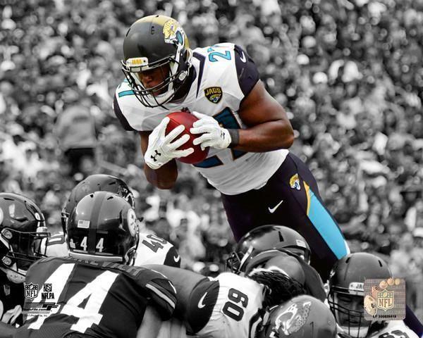 Jacksonville Jaguars Leonard Fournette Rookie Nfl 8 X 10 Photo Jacksonville Jaguars Jaguars Nfl