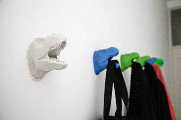 Alan Alan Alan Alaaaannnn! – Design!!! » Faceted Rex Hanger