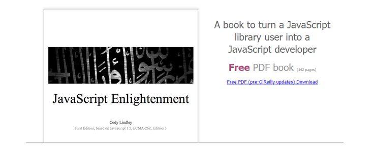 10 Free Javascript Books for Beginners