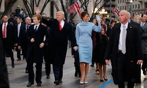 The US Secret Service is facing a cash crunch because of the high cost of protecting Donald Trump. It cost over $20million the first three months of his presidency for him to go to FL frequently.