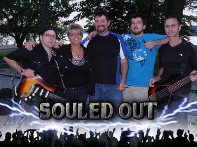 Check out Souled Out on ReverbNation