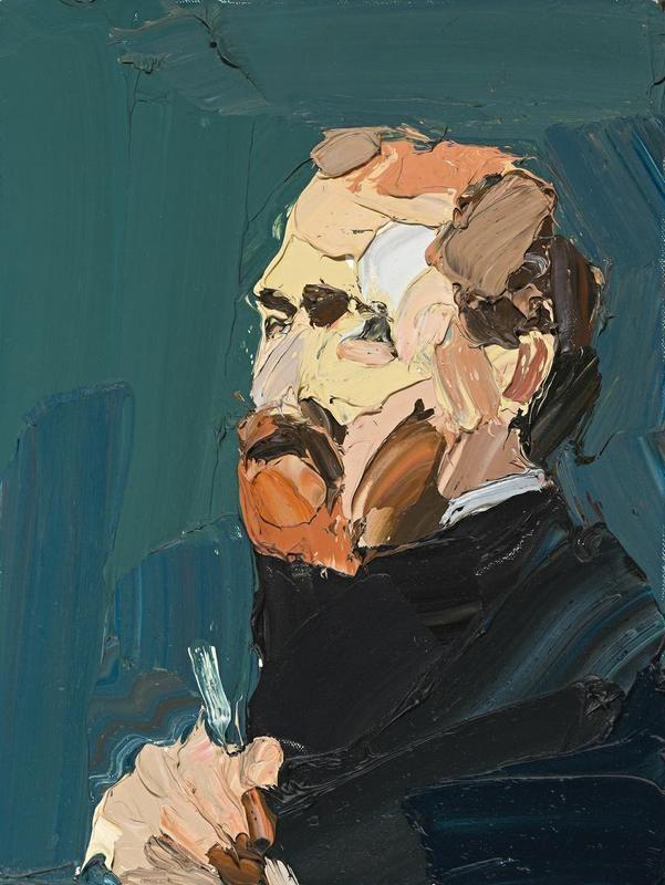 Ben Quilty, Van Gogh After John Russell, 2004