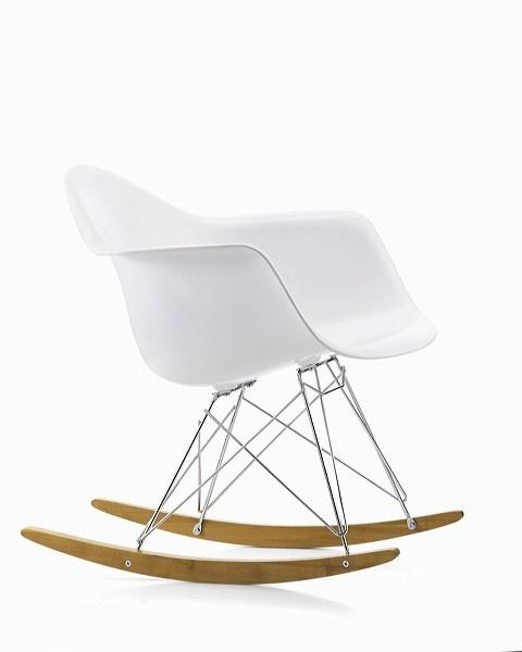 Onze schommelstoel