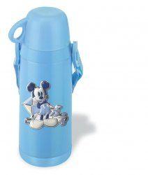 Παιδικό θερμός Disney - Mickey (σιέλ) & Minnie (ροζ)