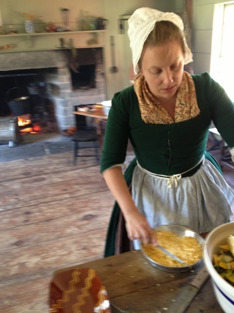 Sew 18th Century Hearth Cooking Historical Costumes