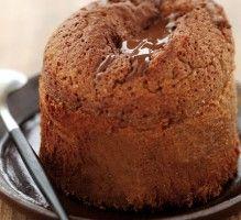 Recette - Coeur fondant Nutella - Notée 4.5/5 par les internautes