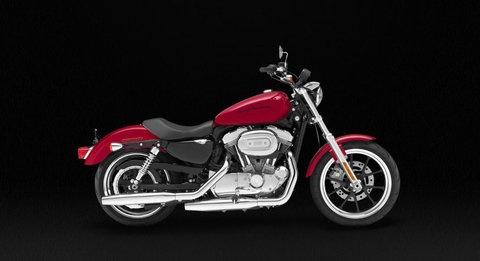 Harley Davidson Sportster 883low
