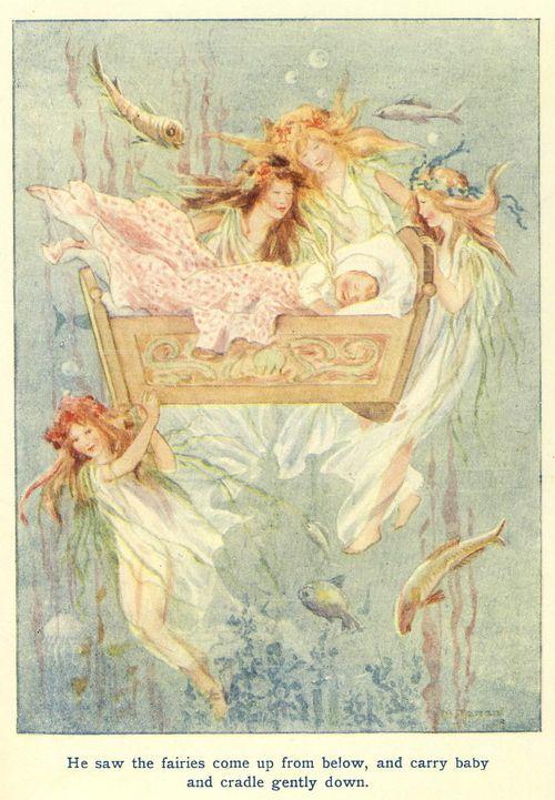 The Water Babies By Charles Kingsley Artist Margaret