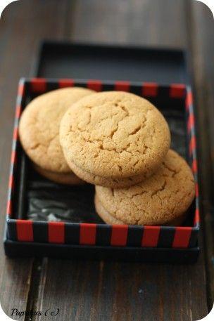 Cookies à la Pâte de Spéculoos