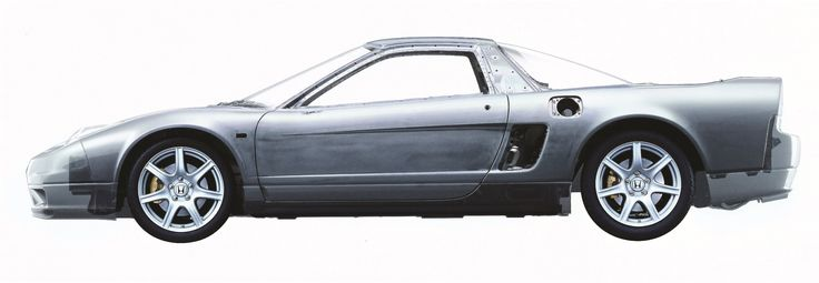 Honda NSX, first generation 1990-2005.