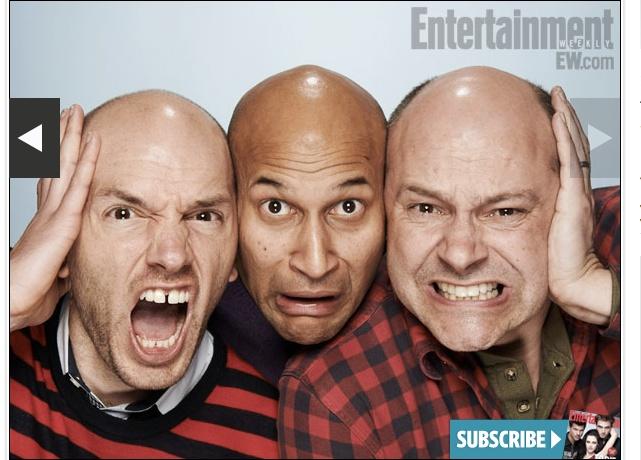 bald comedy Michael key, Make em laugh, Sundance film