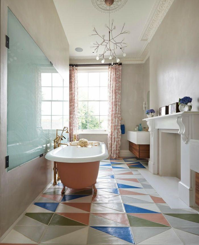 Viac ako 25 najlepších nápadov na Pintereste na tému Bodenbelag - gardinen für badezimmer